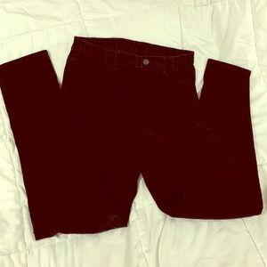 Uni-qlo black pants